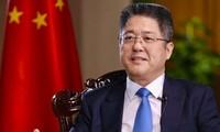 Thứ trưởng Ngoại giao Trung Quốc Lạc Ngọc Thành. (Ảnh: People.cn)