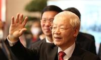 Tổng Bí thư Chủ tịch nước Nguyễn Phú Trọng