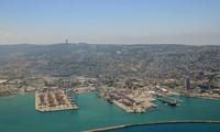 Haifa là cảng biển lớn nhất của Israel. (Ảnh: Times of Israel)