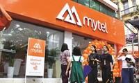 MyTel là tên thương hiệu của Viettel ở thị trường Myanmar. (Ảnh: Nikkei)