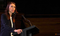 Thủ tướng New Zealand Jacinda Ardern. (Ảnh: Reuters)