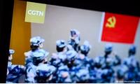 CGTN không còn được phát sóng ở Anh và Đức. (Ảnh: Getty Images)