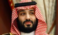 Thái tử Ả-rập Xê-út Mohammed bin Salman. (Ảnh: AP)