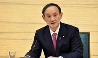 Thủ tướng Nhật Yoshihide Suga. (Ảnh: Reuters)