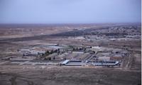 Căn cứ Ain al-Asad. (Ảnh: AP)