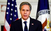 Ngoại trưởng Mỹ Antony Blinken. (Ảnh: AP)