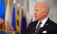 Tổng thống Mỹ Joe Biden. (Ảnh: CNN)