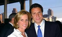 Ông Cuomo và bà Kerry Kennedy. (Ảnh: Getty Images)