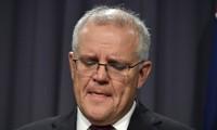 Thủ tướng Úc Scott Morrison bị kéo vào một vụ bê bối nữa liên quan đến trụ sở quốc hội. (Ảnh: AP)