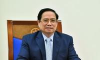 Thủ tướng Phạm Minh Chính. (Ảnh: Mofa)