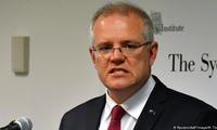 Thủ tướng Úc Scott Morrison. (Ảnh: Reuters)