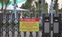 Công viên nước Thanh Hà đặt biển tạm dừng hoạt động.