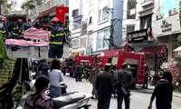 Vụ hỏa hoạn khiến 4 người tử vong.