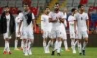 Nike bất ngờ ngừng cung cấp giày cho đội tuyển Iran