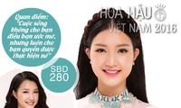 [INFO] Nét đẹp của thí sinh HHVN 2016 Lê Trần Ngọc Trân