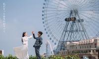 Chuyện tình lãng mạn của chàng du học sinh Hà Nội: Đi Nhật 5 năm mang về một gia đình nhỏ