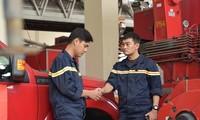 """""""Lửa ấm"""": Bức tranh chân thực, sinh động về những người lính cứu hỏa Việt"""