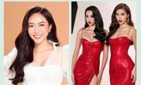 Diệu Nhi gây bất ngờ khi hát cải lương; Hai nàng Hậu diện váy đỏ chót khoe vòng 1 quyến rũ