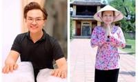 Việt Hương và MC Đại Nghĩa ủng hộ hàng tấn gạo cho miền Trung