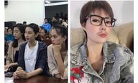 Sao Việt không ngại vào vùng lũ cứu trợ; Thanh Hương hài hước trong tạo hình mới