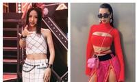 """Suboi để tóc lạ tại Chung kết """"Rap Việt""""; Hà Anh khoe ảnh diện style hip-hop chất lừ"""