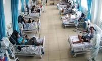 Bệnh viện tư nhân ở TP HCM vừa ra mắt, giường hồi sức đã đầy bệnh nhân COVID-19