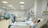 500 giường Bệnh viện Hồi sức COVID-19 đã đầy bệnh nhân