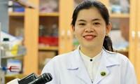 Phó Giáo sư 8X vào top phụ nữ truyền cảm hứng