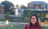 Nữ Tiến sĩ 9X mách nước thành công cho sinh viên