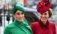 Vì sao từ nay Kate Middleton vẫn tiếp tục được đội mũ, nhưng Meghan Markle thì không?