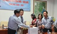 Thêm nhiều trường ĐH, CĐ tại TP. HCM hỗ trợ sinh viên vùng bị bão lụt