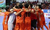 Trường ĐH Nông Lâm TP. HCM vô địch giải Futsal Sinh viên TP. HCM 2020