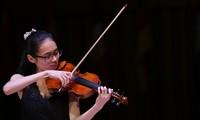 Nghệ sĩ violin Hoàng Hồ Khánh Vân: Tìm năng lượng tích cực từ âm nhạc cổ điển