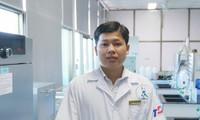 Qủa Cầu Vàng của Tiến sĩ 30 tuổi
