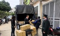 Thu giữ gần 40.000 cuốn sách giả tại 2 địa điểm ở Hà Nội
