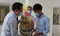 ĐHQG TP. HCM chăm lo cho sinh viên không về quê đón Tết