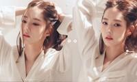 Ngỡ ngàng trước vẻ đẹp không tuổi của 'Thư kí Kim' Park Min Young