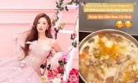 Sống tích cực mùa dịch: Sao Việt hóa 'Siêu đầu bếp' - mỗi ngày một thực đơn mới