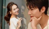 Cười bể bụng với clip Ninh Dương Lan Ngọc ngọt ngào bên Lee Min Ho