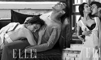 Kim Hee Ae 'Thế giới hôn nhân' chụp tình tứ bên trai trẻ kém 20 tuổi gây tranh cãi