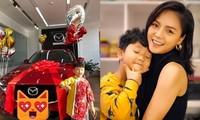 Thu Quỳnh mua nhà tậu xe tiền tỷ khiến triệu người ngưỡng mộ