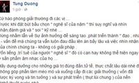 Tùng Dương công khai chỉ trích Sơn Tùng M-TP