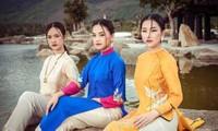 NTK Ngô Nhật Huy: 'Mặc áo dài với váy ngắn giống như đeo tạp dề'