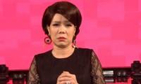 Bị chỉ trích diễn hài dung tục, Việt Hương nói gì?