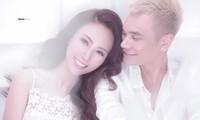 Ảnh cưới ngọt ngào của Khắc Việt và bạn gái 9x.