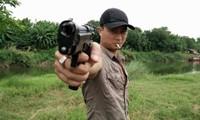 """Diễn viên Duy Hưng tiếc nuối khi Hoàng mặt sắt hết vai hơi sớm trong phim """"Người phán xử""""."""