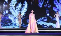 Thí sinh HHVN 2018 lộng lẫy trong trang phục dạ hội