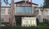 Công ty Cổ phần gốm sứ Thanh Hà (Phú Thọ).
