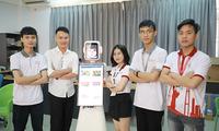 Nhóm Nghiên cứu AI của ĐH Duy Tân Chế tạo Robot Phục vụ