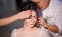 Hé lộ trọn bộ ảnh lễ đính hôn bí mật của Trường Giang- Nhã Phương
